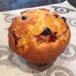 Multi-berry Muffin