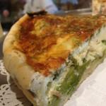 Asparagus Parma Prosciutto Quiche